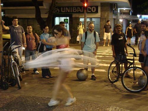 Silvia Machete - Dia da Rua - 28/02/08