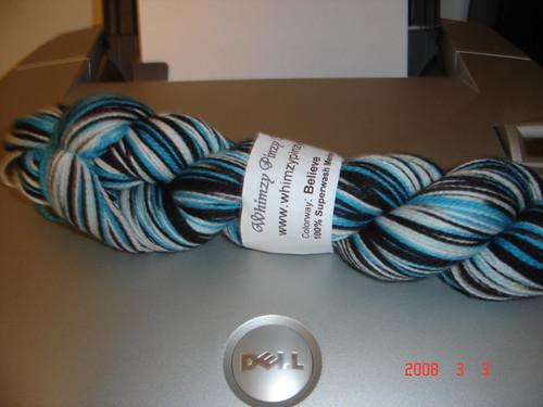 yarn for entrelac socks