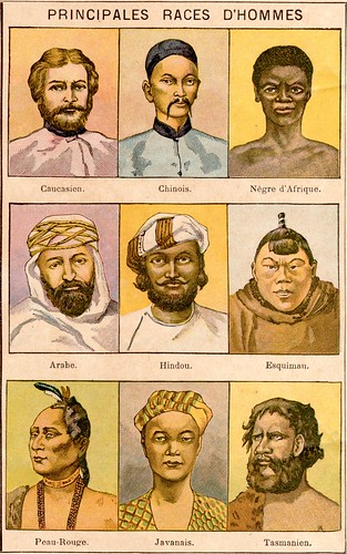 races hommes