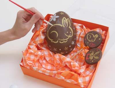 Chocolate de Páscoa