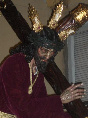 Cristo de Viñeros de Malaga