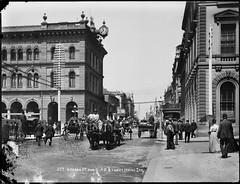 George Street and GPO, Sydney