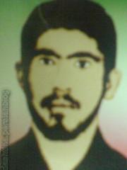 شهید محمود طلائیان مجرد