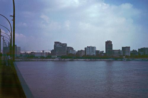 1978 Cairo At Dusk