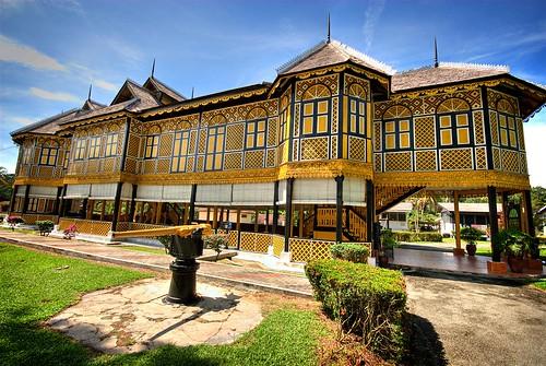 Royal Perak Museum (Muzium Diraja)