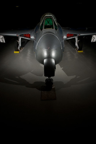 Warbird picture - DH.100 Vampire