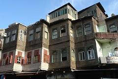 Ottoman Houses (CharlesFred) Tags: peace middleeast syria hospitality aleppo siria honour  syrien syrie suriye haleb  syrianarabrepublic  middenoosten   streetsofaleppo shoufsyria    welovesyria aljumhriyyahalarabiyyahassriyyah siri