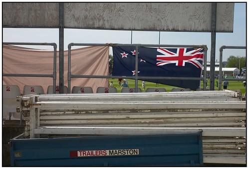 Kiwi Supporters Came Prepared