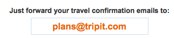 TripIt | Organize your travel