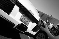 Lamborghini Murcielago LP640 Roadster (erdero) Tags: auto bw white car automobile wordpress group ferrari valley siliconvalley silicon lamborghini roadster murcielago f40 lp640 siliconvalleyautogroup lp640roadster