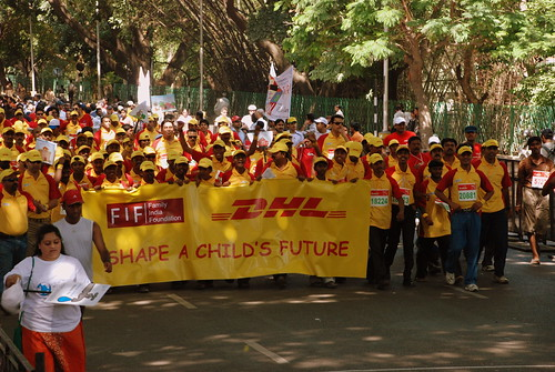 DHL : Shape a Child's Future