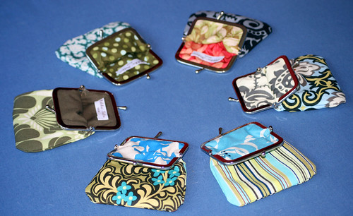 Coin purses Galore!