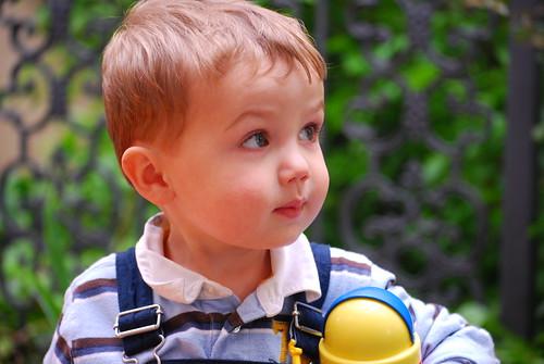 Portrait of Graham