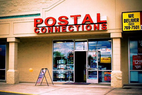 Postal Connections in Stayton Oregon