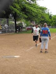 Softball Heroes DSCF2244 (Hugh_Jack@ss) Tags: oregon baseball eugene softball coed washingtonpark ageingheroes flamingmartyrs