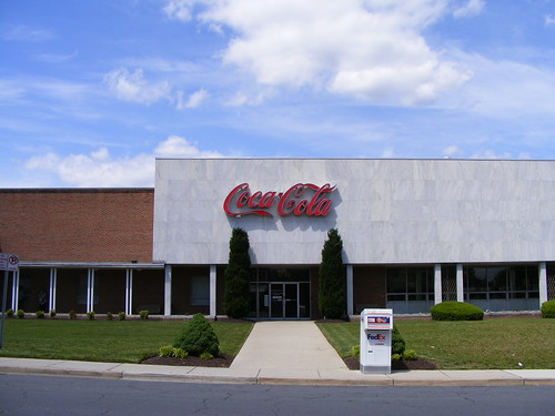 Coca-Cola Building, Elton Road, Hillandale