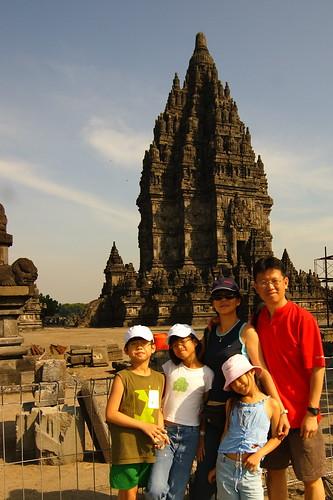 Prambanan - Hindu Candi, Jogja