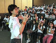 Maria Júlia Labate: palestra no Dia Mundial do Meio Ambiente
