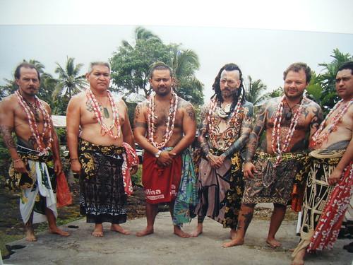 Samoan Tattoo Pacifika Te Papa Museum
