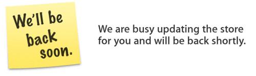 AppleStore Cerrada