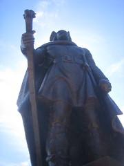 Memorial to Leif Ericson by John K. Daniels