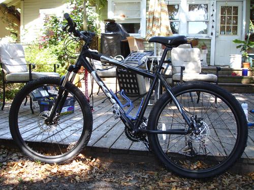 bare bike