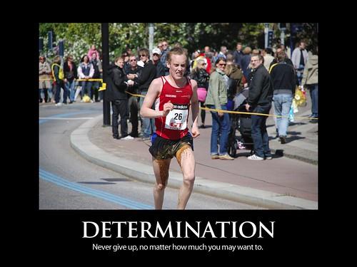 determination