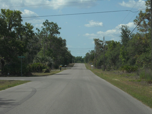 rural Florida...quiet