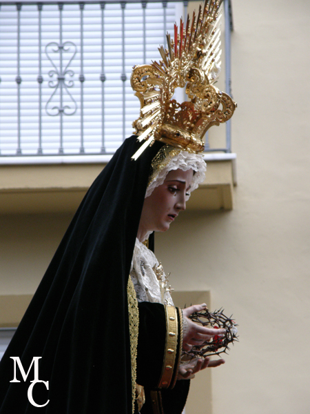 Nuestra Señora de los Dolores, Amparo y Misericordia.