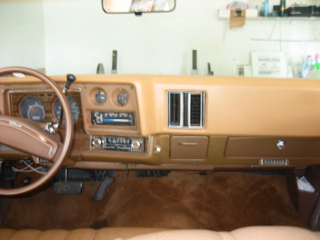 dashboard 1977 chevymontecarlolandu