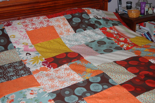 Turning Twenty Quilt(top)