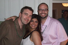 Darien, Shilpa and Wilson 2