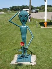 Confused Metal Alien