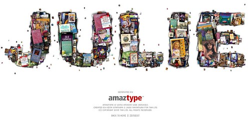 amaztype - visual search