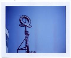 The Quay Market (grahamcase) Tags: polaroid landcamera fuji100c polaroidautomatic103