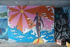 DSC_0893 (Kurt Christensen) Tags: art beach painting mural surf thrust gilgobeach gilgo