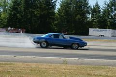 DSC07223 (MaplessInSeattle) Tags: blue man guy car washington eric wheels fast tires firebird nitro burnout bremerton peterson fearless raceway dragrace nitrous dragraces ericpeterson 1969firebird npsa 632ci bremertonraceway