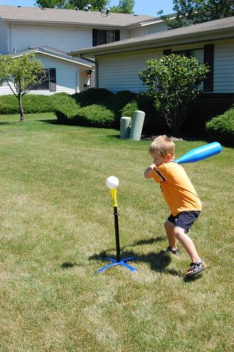 Batter's Up