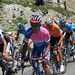 Tour de France up Galibier