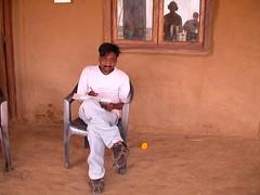 Sudhi sitting