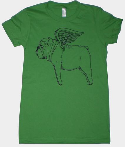 Flying Bulldog Women's T-Shirt