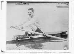 Ernest Barry  (LOC) (The Library of Congress) Tags: movember moustache rowing libraryofcongress athlete scull rower sculler xmlns:dc=httppurlorgdcelements11 dc:identifier=httphdllocgovlocpnpggbain11571 ernestbarry ernestjamesbarry