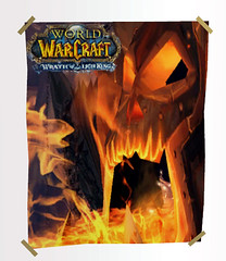 Wrath of the Lich King Fan Poster