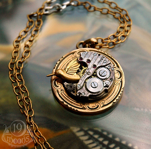 Necklace Locket
