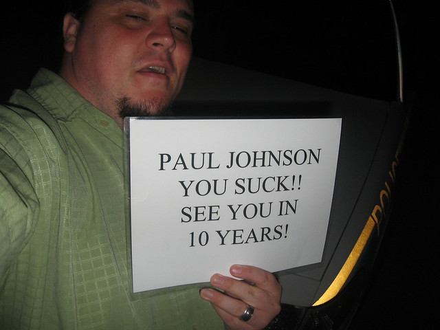 Paul Johnson - This is for you