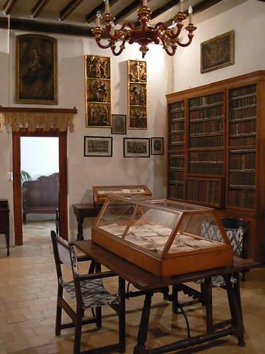 Biblioteca de Alfabia