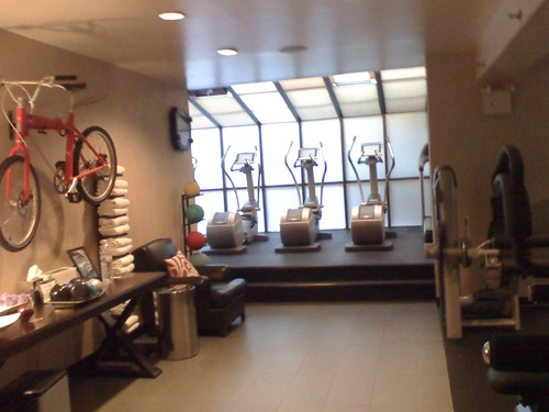 Sweat - gym @ W Tuscany