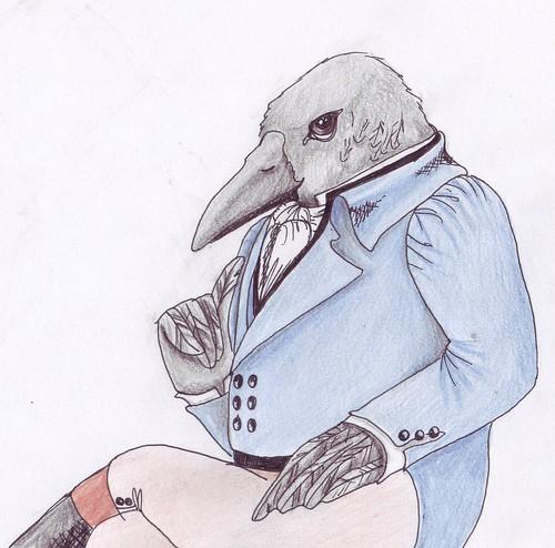 Mr. Corbeau