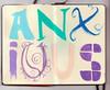 MLSKN 006: Cirrus (sκullface) Tags: blue moleskine typography aqua paint purple diary letters sketchbook curly type block elegant typo anxious hotpink jrnal acyrlics typog anxiousandworryin