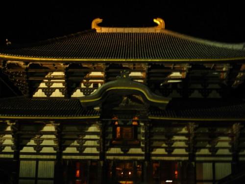 東大寺「大仏殿」夜間拝観-02